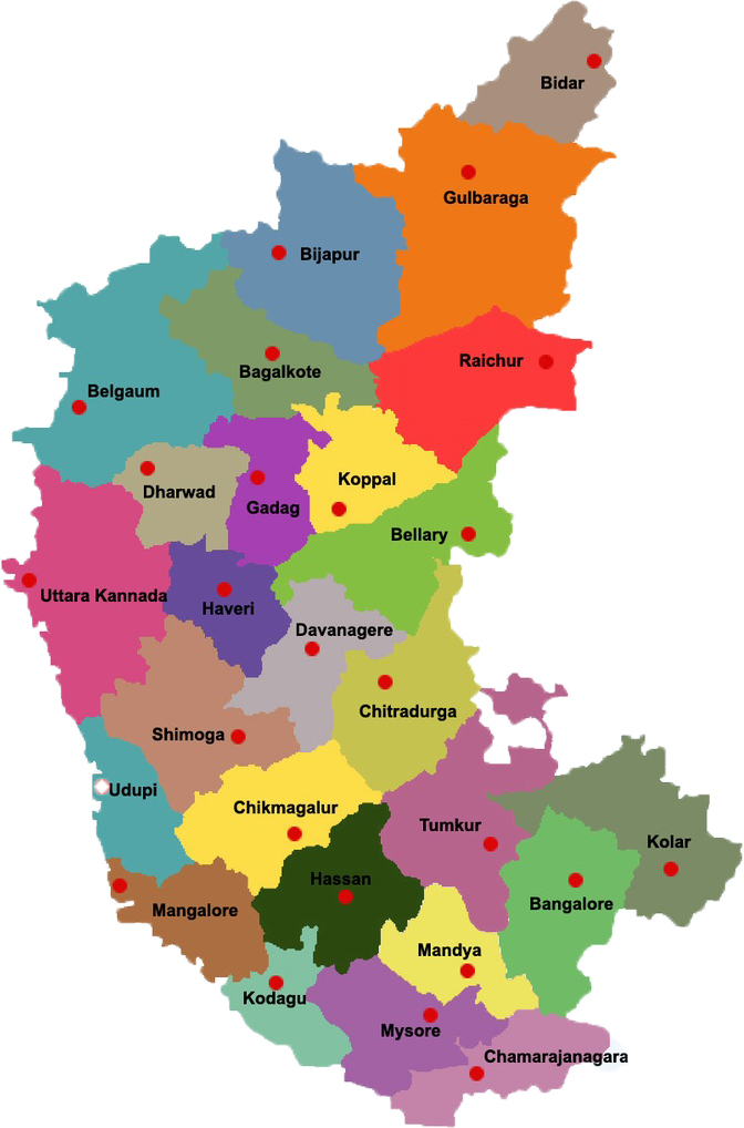 Planets Webbazaar Area Wise Dealers Map