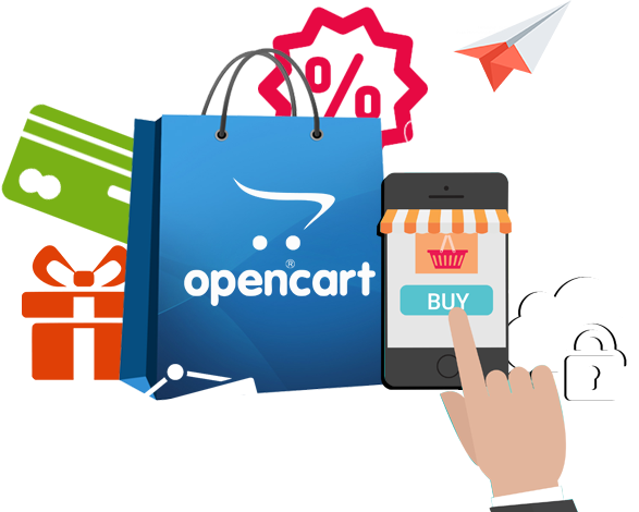 custom opencart development services